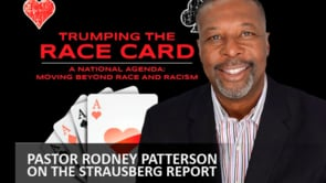 The Strausberg Report. With Chinta Strausberg. Guest: Pastor Rodney Patterson of the Shiloh Baptist Church