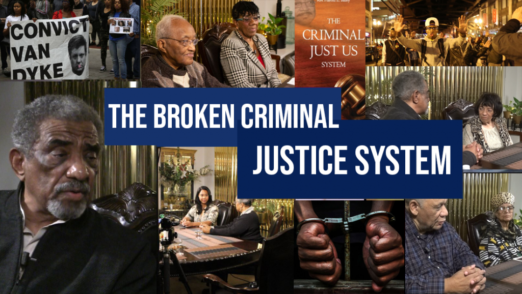 A Broken Justice System. A Four Part Series.
