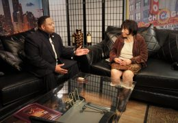 The Strausberg Report with Chinta Strausberg. Guest Pastor Marvin Hunter of Grace Memorial Baptist Church.