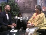 Report To The People with Geri Patterson. Guest: Darnell Leatherwood of Black Boys Shine.