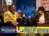 Strausberg Report with Host: Chinta Strausberg. Guest Broadway Stage Actor: Phillip Boykin.