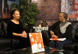 Report To The People with Host: Geri Patterson. Guest: Author Linda C. Walker.