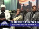 I Owe It All to the WORD Show with Pastor Mitty Collier. The Bible Study Telephone Prayer Line. Pt 3