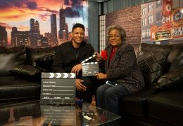 PCC Network Presents with Guest Host: Geri Patterson. Actor and Instructor Harold Dennis.